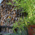 Wand aus Brennholz_1