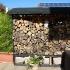 Wand aus Brennholz_3