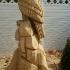 Weißkopfadler aus Fichtenholz_7