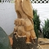 Weißkopfadler aus Fichtenholz_3