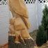 Weißkopfadler aus Fichtenholz_4